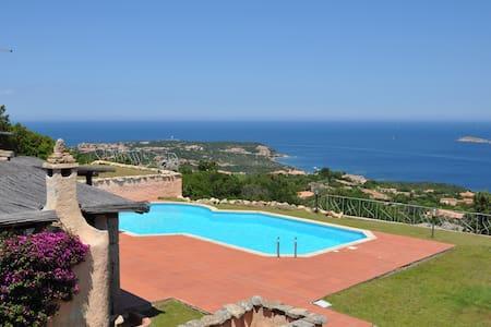 Villa Paradiso 2 Porto Cervo - Pantogia - Apartamento
