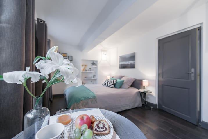 Bel appartement Cours Mirabeau - Aix-en-Provence - Apartment