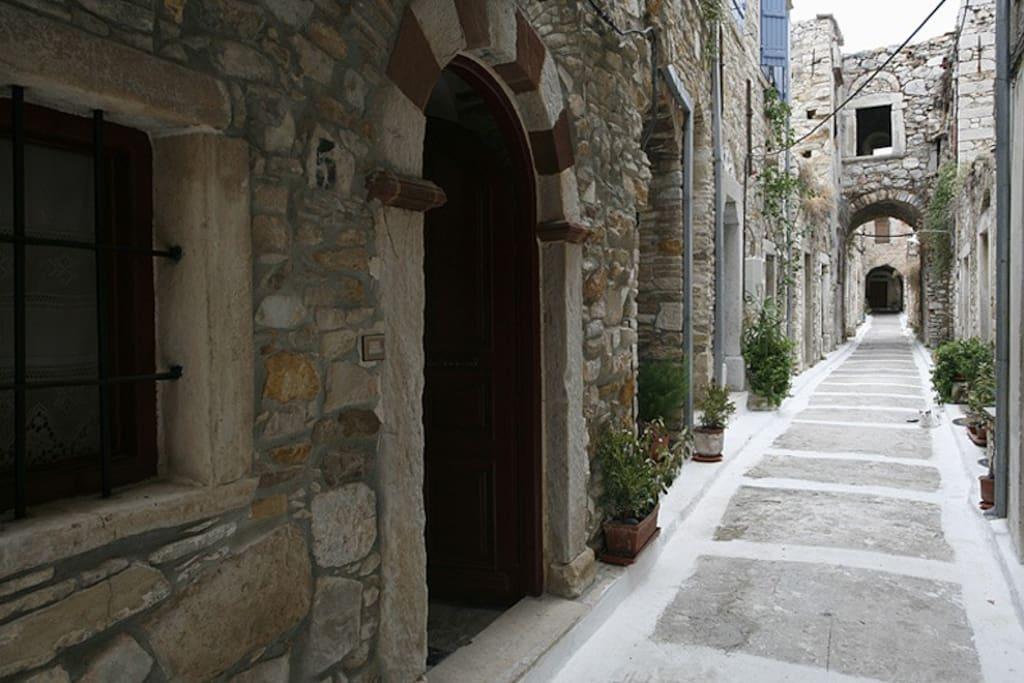 Archangel street 5-9
