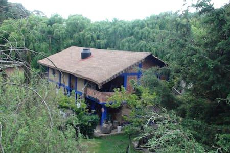 Cabaña para familia o escritor - Almoloya del Río