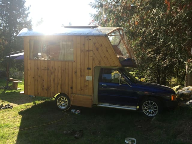 Gypsy Wagon: SunRay Kelley! - Sedro-Woolley - 露營車