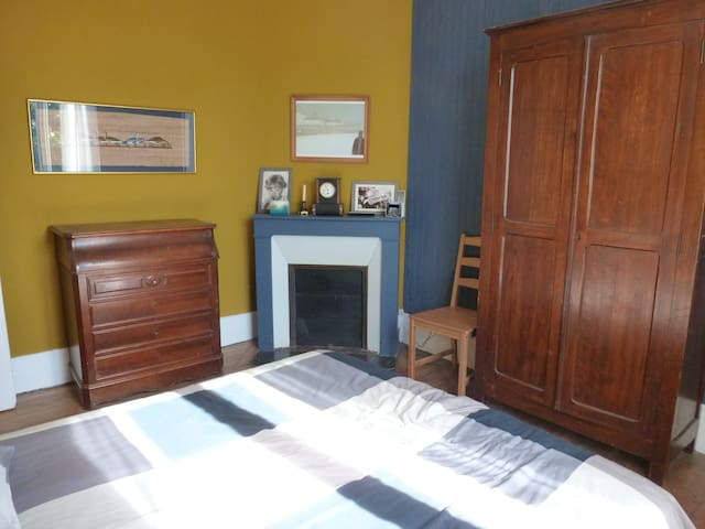 Chambre avec grand lit double - Thiais - Дом