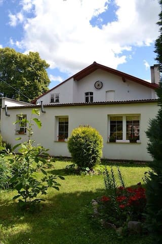 Agroturystyka - cisza, las, jezioro - Sławoborze - Lägenhet