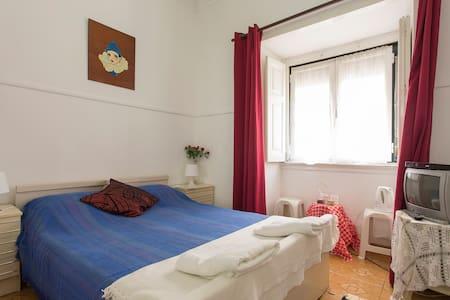 quarto simples - Lisboa