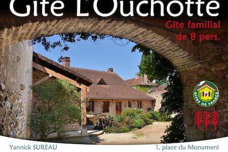 L'Ouchotte, gîte de caractère - Courcelles-Frémoy - Talo