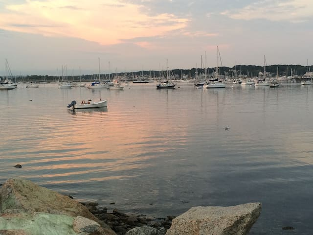 Scituate Harbor, near Lighthouse - Scituate - House