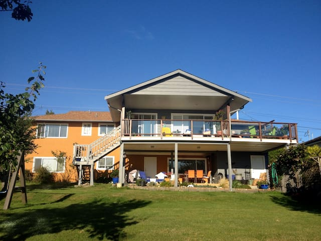 Ocean View and Service at it's Best - Campbell River - Penzion (B&B)
