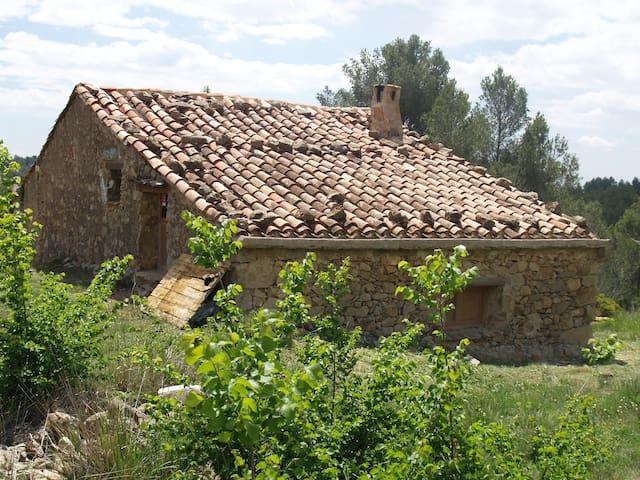 Masia en el interior de Castellón - Llucena - Altro