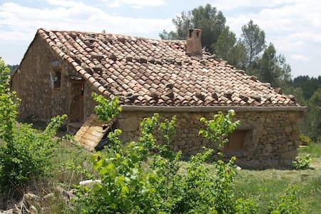 Masia en el interior de Castellón - Llucena - Muu