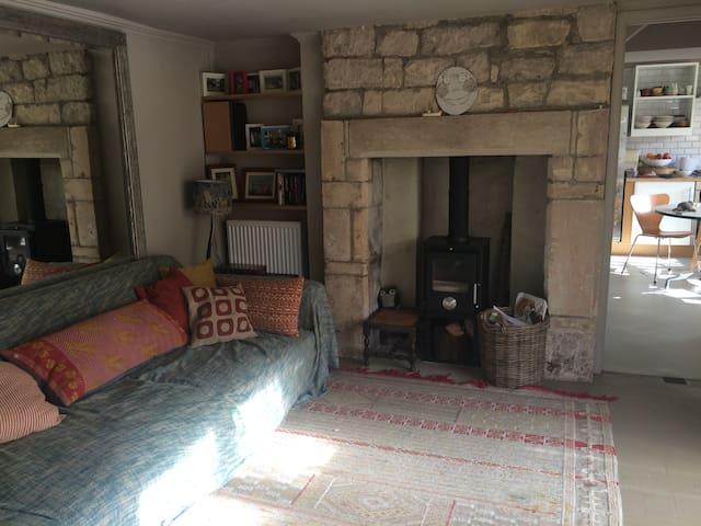 Spacious period family home in Bath - Bath - Talo
