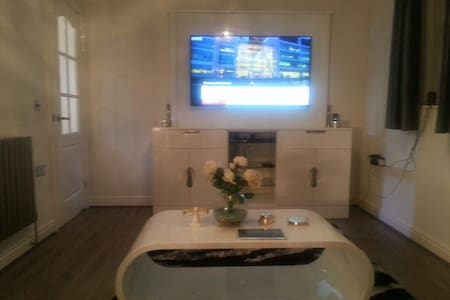 modern flat in nice quiet village - Aberford - Wohnung