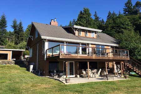 Water Front Home on Miller Bay - Poulsbo