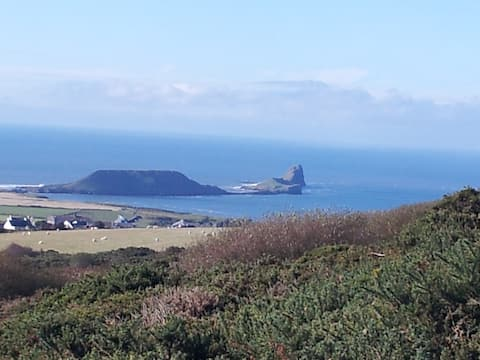 Ship Farm, Middleton, Rhossili