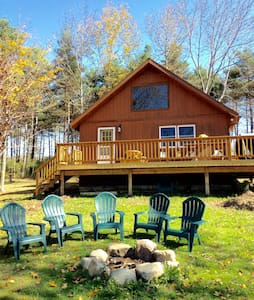 Crow's Nest Cabin Woodland Retreat - Rexville