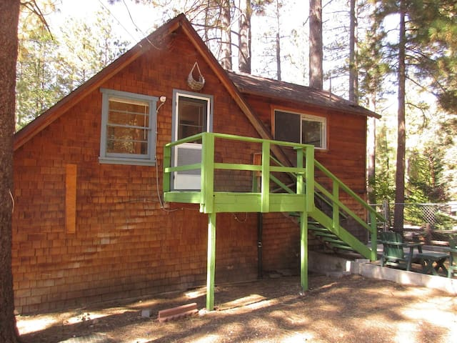 Wettlaufer Nesbitt Apartment - Idyllwild-Pine Cove - Apartmen