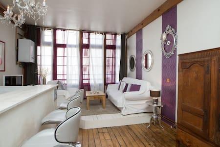 Charming LOFT 60m² in Bastille 2/5pax - Paris - Loft
