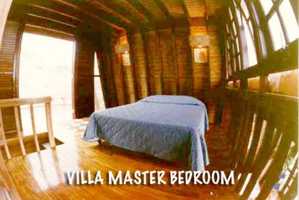 Master Bedroom in Villa Bonita