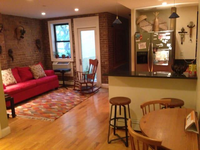 Home sweet harlem apartamentos en alquiler en nueva york nueva york estados unidos - Alquiler apartamentos nueva york ...