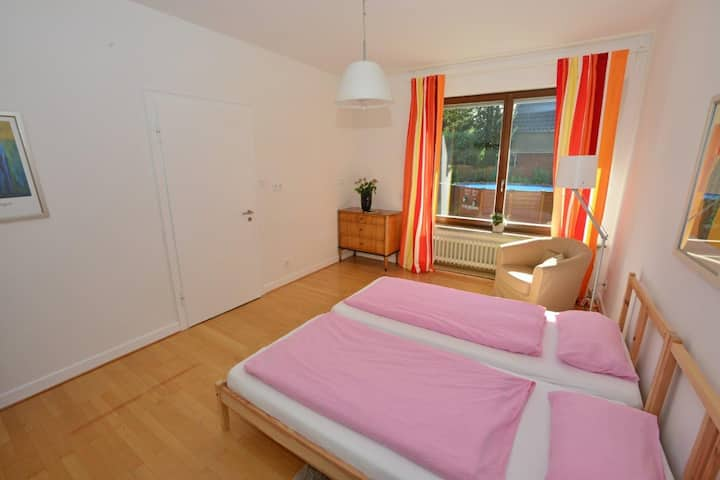 Hennef City, Top Wohnung
