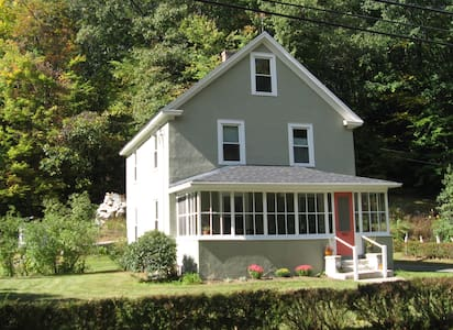 Vintage home in the Berkshires - Housatonic - Haus