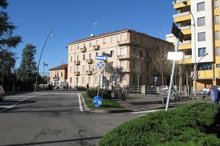Studio apartment with Mezzanine - Saronno - Flat