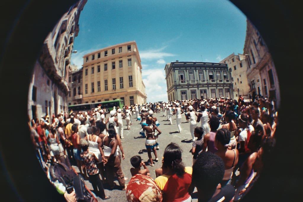 Carnaval, Havana, Cuba