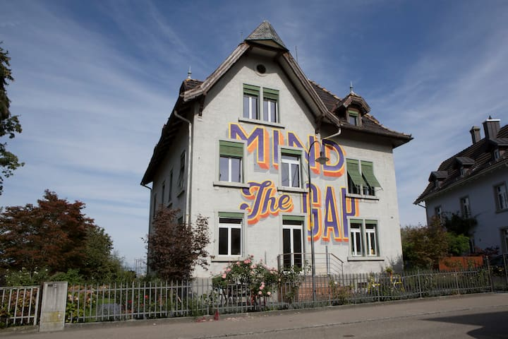 MIND the GAP on Lake Constance - Rorschach - House