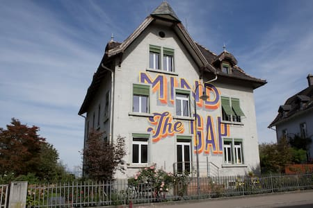 Sunny Maison Tabac on Lake Constance - Rorschach