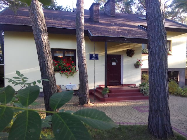 Room for rent in private house - Józefów - Huis