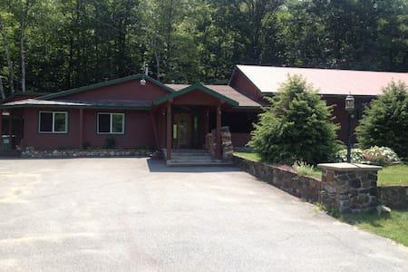 Adirondack River Beds Full House - North Creek - Haus