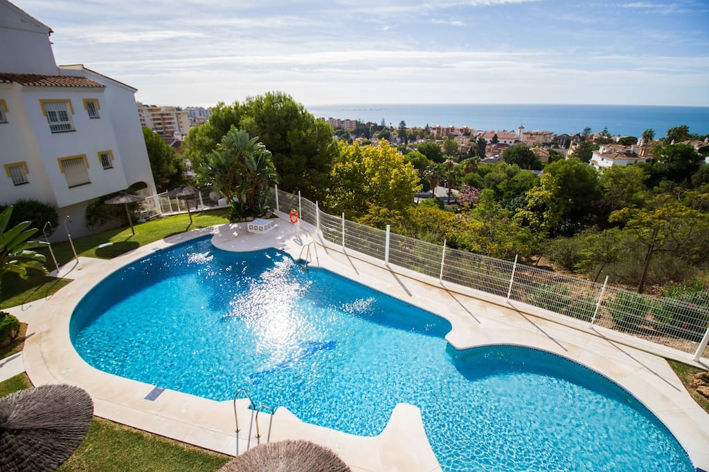 Central Apartment With 3 Swimming Pools Apartments For