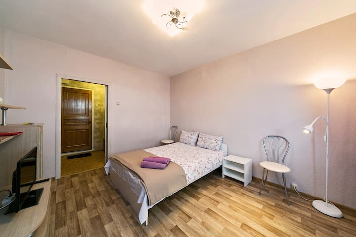Апартаменты Изюмская 2 - Moskva - Lägenhet