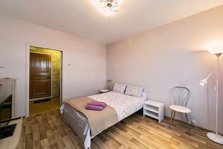 Апартаменты Изюмская 2 - Moskva - Huoneisto