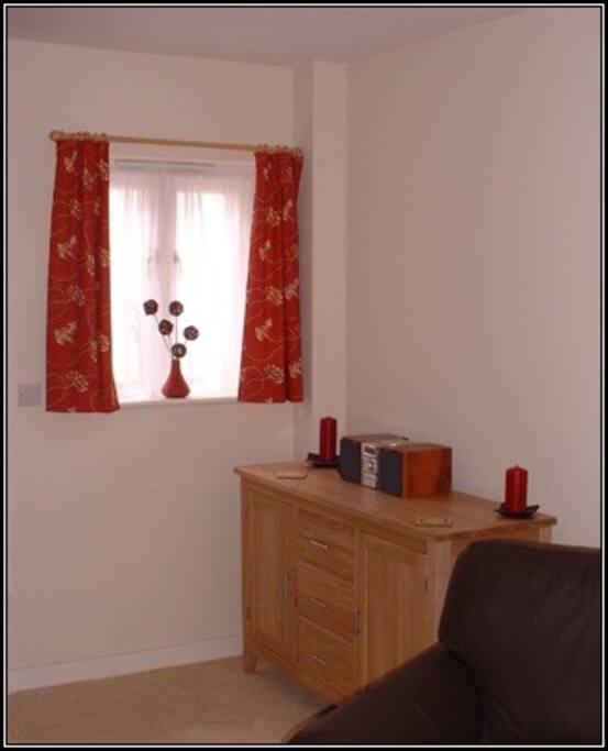 Rear of lounge