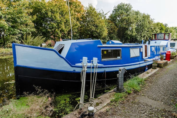 Lovely Dutch Barge - Uxbridge - Boot