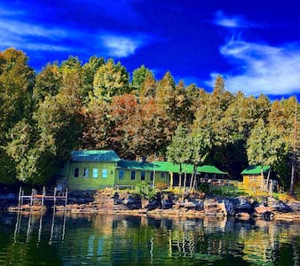 LOON LODGE ON LAKE CHAMPLAIN ADK - Westport