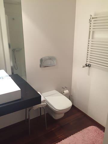 Suíte em apartamento de luxo - Vila Nova de Famalicão - Apartament