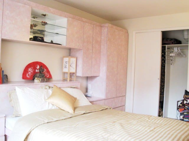*SoHo: Clean, Safe, Private, Peaceful Bedroom (A)*