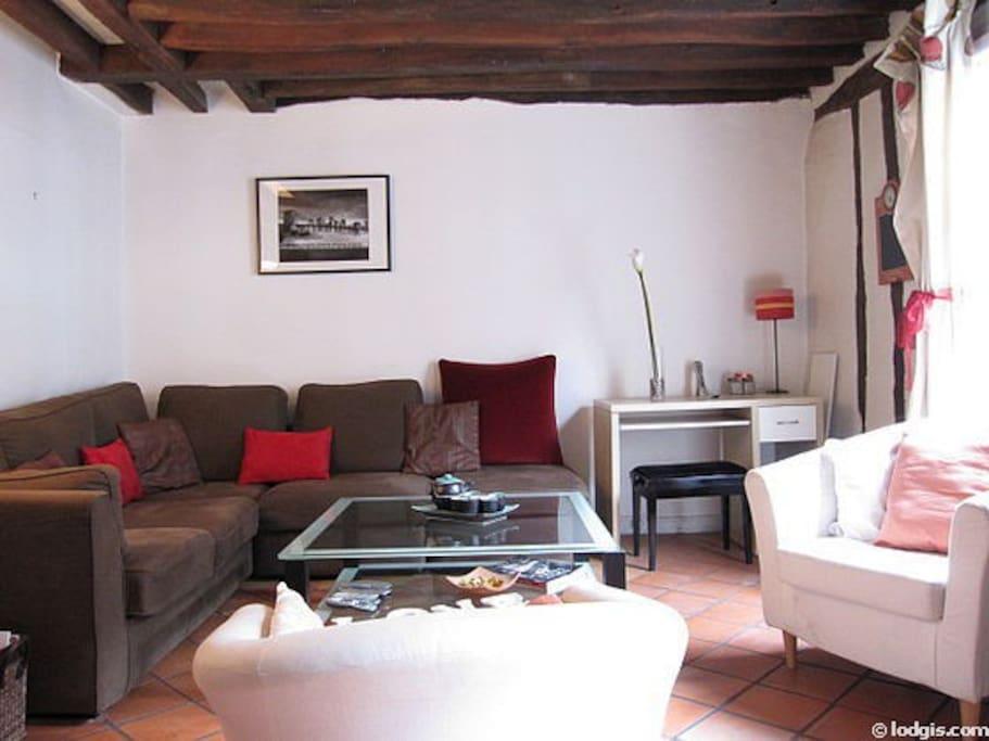 Livingroom - salon