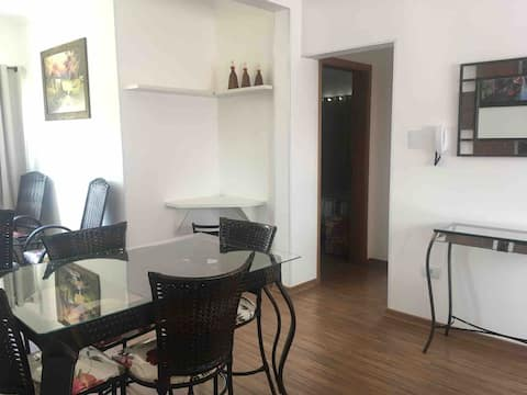 Cozy apartment in Poços de Caldas, MG - Brazi