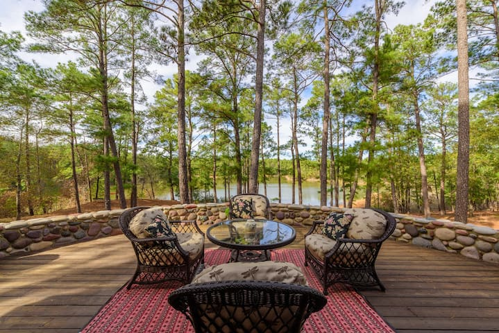 WILDWOOD LODGE | LaGrange| 7Bedroom - La Grange - Casa