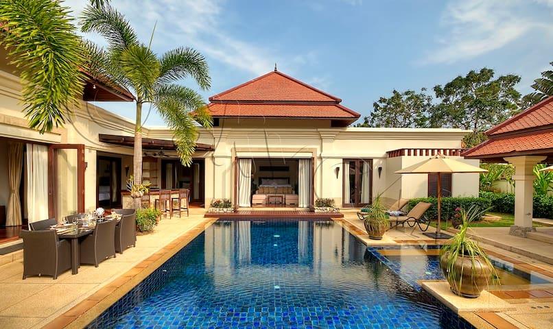 Luxurious Villa in Phuket - Thalang - บ้าน