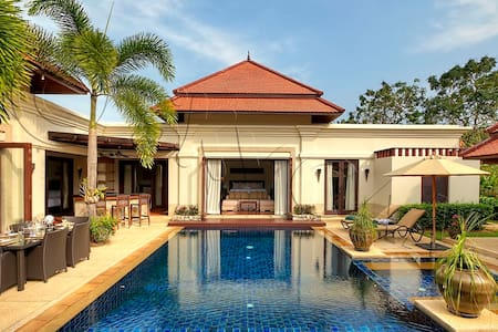 Luxurious Villa in Phuket - Thalang