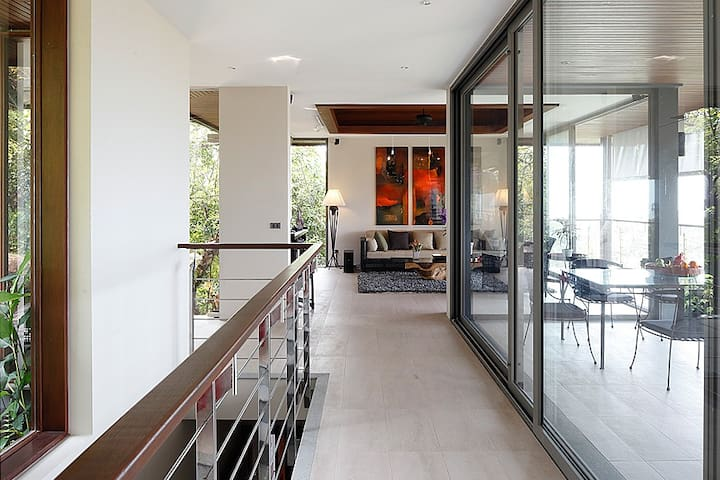 Spacious luxury home. Views & pool - Ko Samui - House