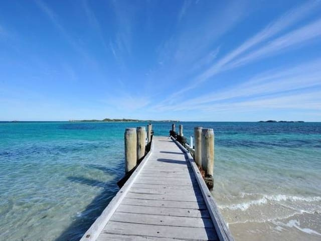 Penguin Island Retreat, Shoalwater - Shoalwater - Appartement