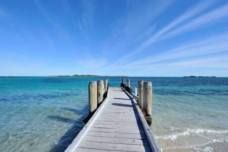 Penguin Island Retreat, Shoalwater - Shoalwater - Leilighet