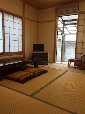Near the world heritages! - Nara city rokujoutyou - House