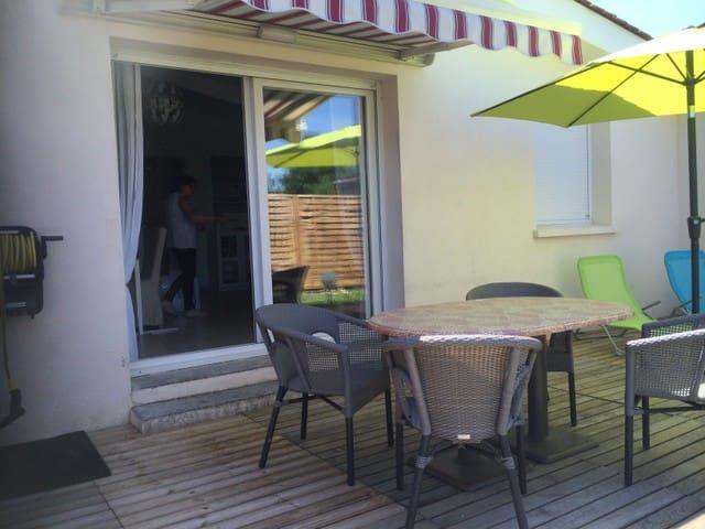 logement les vignes - Beguey - Lejlighed
