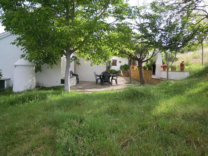 Casa El Pozo, a 7 Km. de Granada