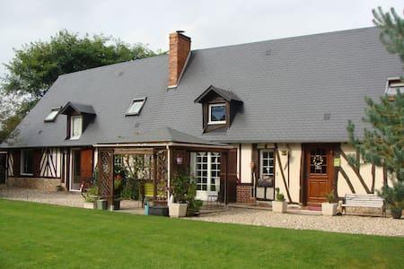 Charmante chambre d'hôtes - Saint-Léger-de-Rôtes